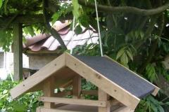 Hangvoederhuisje klein