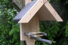 Vogelpindapothouder